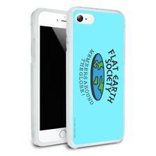 Flat Earth Society Members Around Globe Apple iPhone 8, 8 Plus, X, 11 Case
