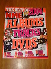 NME 2004 DEC 11 GREEN DAY MORRISSEY GWEN STEFANI ZUTONS