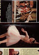 SP61 Clipping-Ritaglio 1984 Liliana Cosi, maestra in punta di piedi