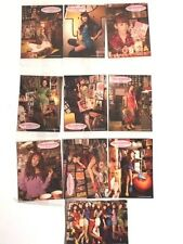 SNSD Girls' Generation Seven-Eleven Seal Card complete set Japan LTD Rare K-POP