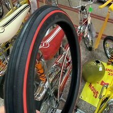 SCHWINN STINGRAY APPLE KRATE RED LINE FRONT TIRE NEW
