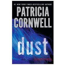 Dust by Patricia Cornwell, Scarpetta Novel, #1 New York Times Best Seller