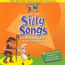 NEW Silly Songs (Audio CD)
