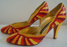 NWT Andrea Pfister shoes, 5 ½ made in Italy, snakeskin, over $300 at Nordstrom