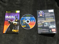 JEU Microsoft XBOX : BATMAN DARK TOMORROW (complet, envoi suivi)