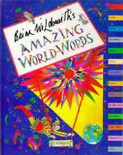 Brian Wildsmith's Amazing World of Words by Wildsmith, Brian, Good Used Book (Ha