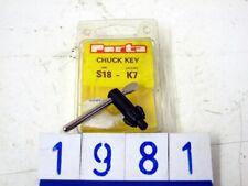 Porta - S18 Jacobs - K7 Chuck Key (1981)