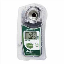 PAL-tea ATAGO Pocket tea densitometer tea Concentration Meter