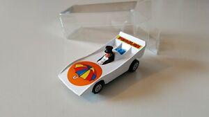 Corgi Penguin Car with decals DC Comics 1979 Batman & Robin diecast model