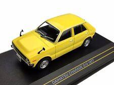 [First43 1/43] DAIHATSU CHARADE G10 1977 Yellow F43-082