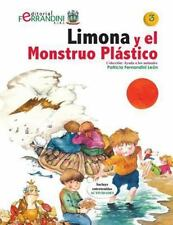 Ayuda a Los Animales: Limona y el Monstruo Plástico : Tomo 3-Colección Ayuda...