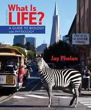 What Is Life? a Guide to Biology with Physiology (High School), Phelan Ph.D., Un