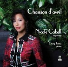 Chanson D'Avril-Fench Chansons & Melodies, New Music