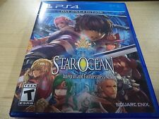 Star Ocean: Integrity and Faithlessness for PLAYSTATION 4 PS4 MINT!