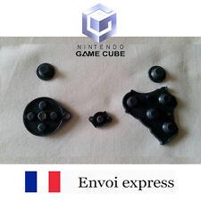 Kit Contact caoutchouc conducteur pad Gamecube neuf Boutons Manette GC touches