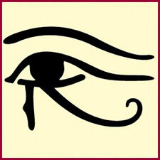 EGYPTIAN EYE OF HORUS STENCIL - EGYPTIAN  STENCILS -The Artful Stencil