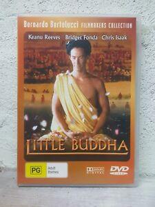 Little Buddha DVD Keanue Reeves MOVIE 1993 RARE OOP - AUSTRALIA