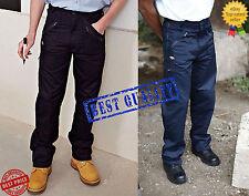 Hombre Dickies Redhawk Action Ropa De Trabajo Pantalón Bolsillo Pantalones