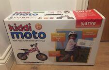 KIDDIMOTO Multi-Coloured  Kurve Bicycle