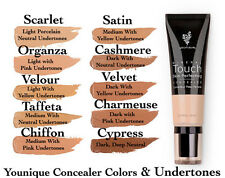 2017 Younique Touch Mineral Skin Perfecting Concealer *BRAND NEW 10ML 10 Colours