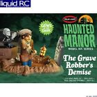Polar Lights 976 1/12 Haunted Manor/the Grave Robber S Demise