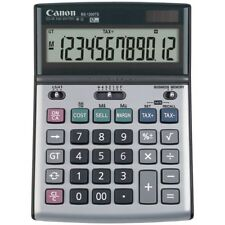 Canon Canon Bs1200ts Solar & Battery-powered 12-digit Calculator