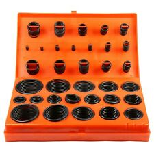 419 PCS Universal O Ring Assortment Set Metric Oil Proof Kit 32 Size O-Ring Case