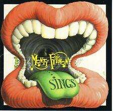 MONTY PYTHON Sings VG 1994? Virgin Canada Bright Side of Life Spam Lumberjack