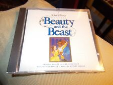 WALT DISNEY CLASSIC BEAUTY AND THE BEAST CD ORIGINAL MOTION PICTURE SOUNDTRACK