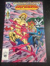 Armageddon:Inferno#1 Incredible Condition 9.4(1992) Art Adams, Walt Simonson Art