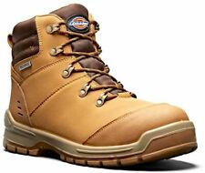 Dickies Cameron Safety Boots - Mens Leather Work Boot Sizes 5.5-12 FC9535