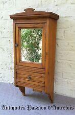 B2017595 - Petite armoire en pin massif à suspendre au mur - Pharmacie , cuisine