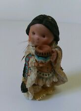 """Friends Of The Feather Collection by Enesco """"Little Bearing Gifts"""" Figurine"""