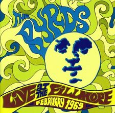 The Byrds - Live at Fillmore: February 1969 [New CD]