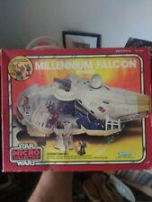 Vintage 1982 Star Wars Millennium Falcon Micro Collection Sears Exclusive