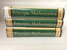 Principia Mathematica 2nd Ed. 1957 Alfred North Whitehead Bertrand Russell Math