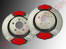 2 Bremsscheiben & Bremsklötze vorne Dodge Journey 2008-2013 Ø 302mm
