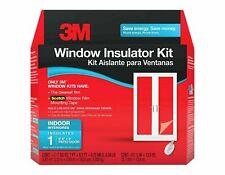 """3M Indoor Window Insulator Kit 117""""X108"""" Patio Door Brand New"""