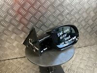 BMW E36 M3 WING MIRROR TO FIT E46 3 Series RIGHT OFFSIDE BLACK 2254746 BLACK OEM