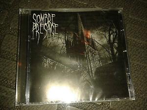 SOMBRE PRESAGE Avant-Garde/Dark Ambient/Black Metal CD 7 Tracks RAR+NEU+foliert!