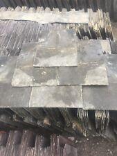 Reclaimed Roof Slates Welsh 16x12 ONLY 1.00 each slate