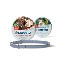 Seresto collar Antiparásitos perros 8kg -bayer-