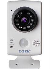 Z-Ben IPBH02 HD 1.0MP 720p PIR Sensor Wireless-N Plug & Play P2P IP Camera