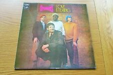THE SPINNERS Love Is Teasing 1972 UK VINYL LP COLUMBIA SCX 6493 VOCAL FOLK
