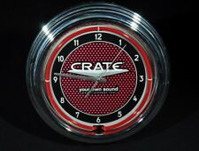 "CRATE ""YOUR OWN SOUND"" CLOCK"