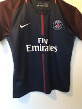 Childs PSG Neymar Shirt Size 26 (think XLB)