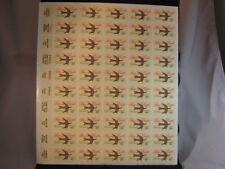 50 Sheet #1552 – 1974 10c Christmas Peace On Earth- U.S. 1St Self Adhesive Stamp
