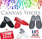 New Canvas Ballet Flats Slip on Espadrille Loafer Women Shoes SPECIAL Only $8.59