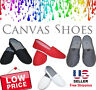New Canvas Ballet Flats Slip on Espadrille Loafer Women Shoes SPECIAL $11.99