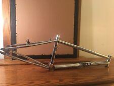 Old/Mid School Bmx Elf XL Frame Sweet! Chrome!